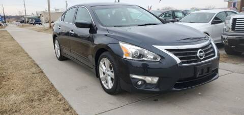 2015 Nissan Altima for sale at Wyss Auto in Oak Creek WI