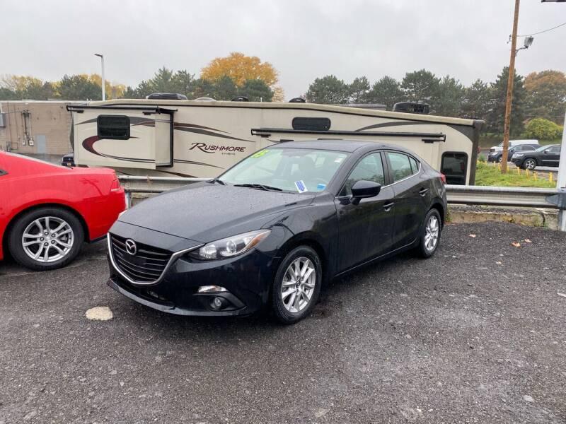 2015 Mazda MAZDA3 for sale at Santa Motors Inc in Rochester NY