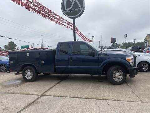 2015 Ford F-250 Super Duty for sale at Direct Auto in D'Iberville MS