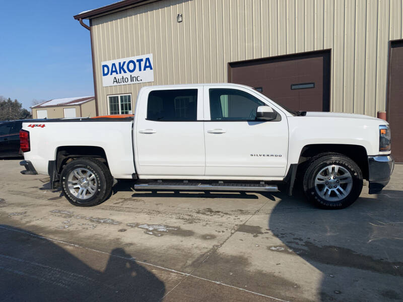 2018 Chevrolet Silverado 1500 for sale at Dakota Auto Inc. in Dakota City NE
