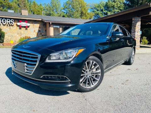 2015 Hyundai Genesis for sale at Classic Luxury Motors in Buford GA