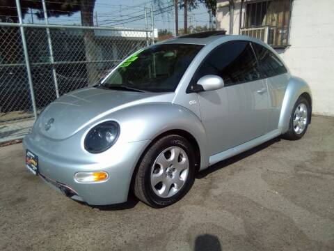 2002 Volkswagen New Beetle for sale at Larry's Auto Sales Inc. in Fresno CA