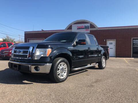 2009 Ford F-150 for sale at Family Auto Finance OKC LLC in Oklahoma City OK
