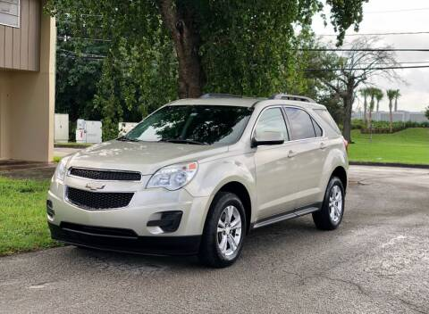 2013 Chevrolet Equinox for sale at Sunshine Auto Sales in Oakland Park FL
