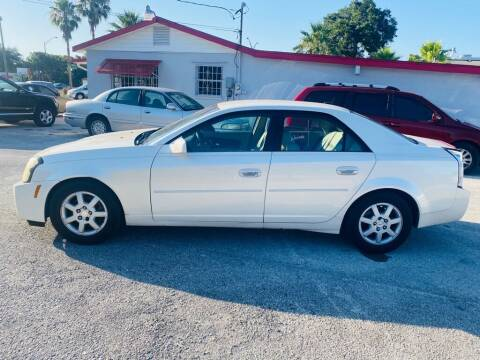 2006 Cadillac CTS for sale at Carlando in Lakeland FL