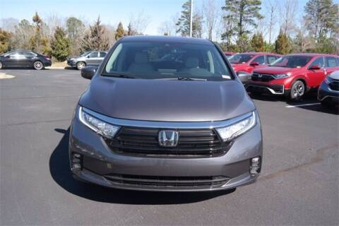 2022 Honda Odyssey for sale at Southern Auto Solutions - Lou Sobh Honda in Marietta GA