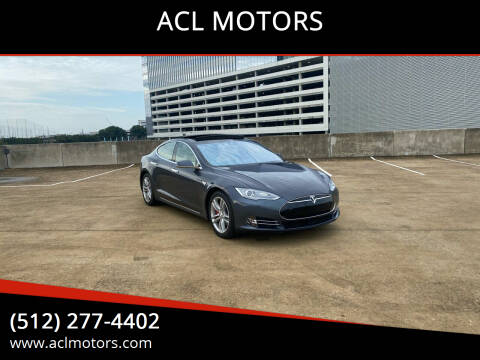 2015 Tesla Model S for sale at ACL MOTORS in Austin TX
