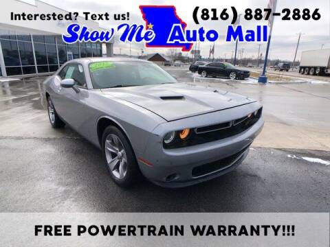 2017 Dodge Challenger for sale at Show Me Auto Mall in Harrisonville MO