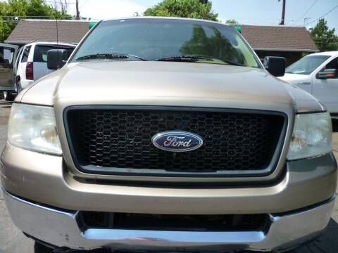 2005 Ford F-150 for sale at Sindibad Auto Sale, LLC in Englewood CO