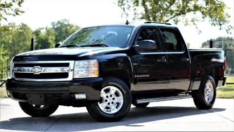 2007 Chevrolet Silverado 1500 for sale at Texas Auto Corporation in Houston TX