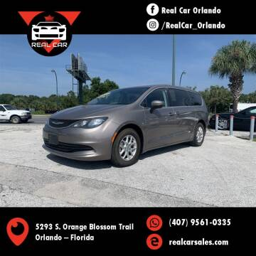 2017 Chrysler Pacifica for sale at Real Car Sales in Orlando FL