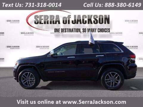 2020 Jeep Grand Cherokee for sale at Serra Of Jackson in Jackson TN