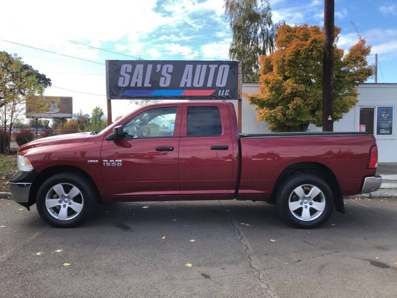 2014 RAM Ram Pickup 1500 for sale at Sal's Auto in Woodburn OR