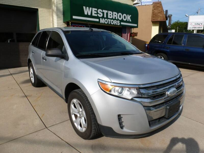2013 Ford Edge for sale at Westbrook Motors in Grand Rapids MI