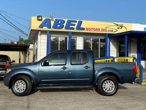 2016 Nissan Frontier for sale at Abel Motors, Inc. in Conroe TX