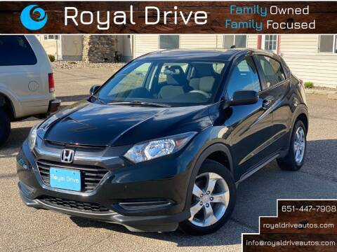 2016 Honda HR-V for sale at Royal Drive in Newport MN