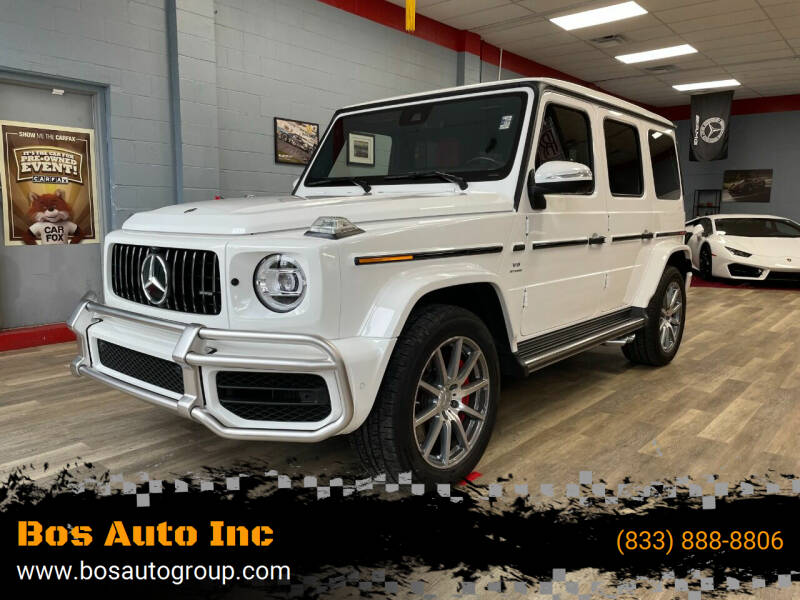 2020 Mercedes-Benz G-Class for sale in Quincy, MA
