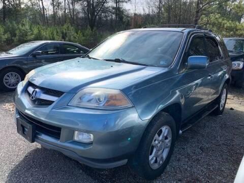 2006 Acura MDX for sale at Star Auto Sales in Richmond VA