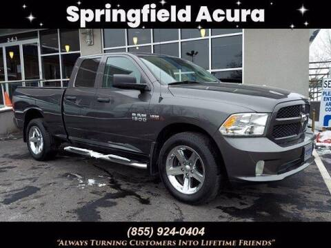 2017 RAM Ram Pickup 1500 for sale at SPRINGFIELD ACURA in Springfield NJ