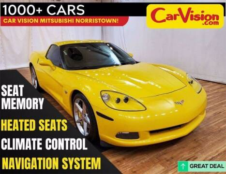 2013 Chevrolet Corvette for sale at Car Vision Buying Center in Norristown PA