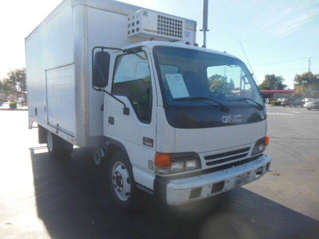 2000 GMC W4500 for sale at Royal Motor in San Leandro CA