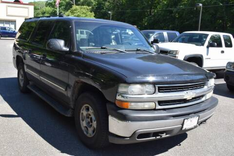2004 Chevrolet Suburban for sale at Ramsey Corp. in West Milford NJ