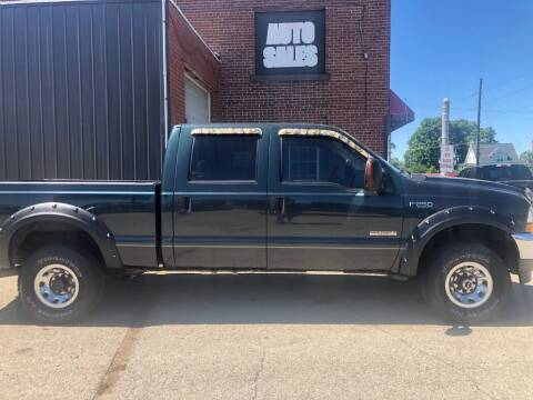 2004 Ford F-250 Super Duty for sale at LeDioyt Auto in Berlin WI