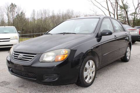 2009 Kia Spectra for sale at UpCountry Motors in Taylors SC