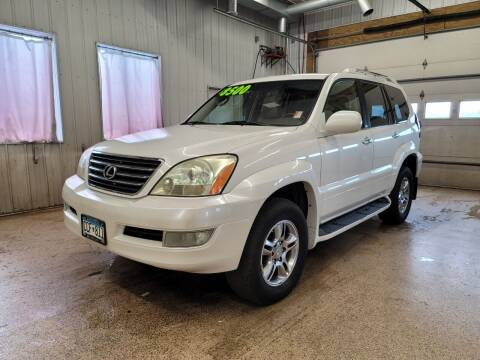 2008 Lexus GX 470 for sale at Sand's Auto Sales in Cambridge MN