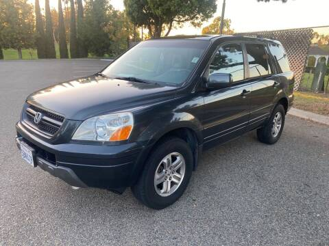 2003 Honda Pilot for sale at Car Tech USA in Whittier CA