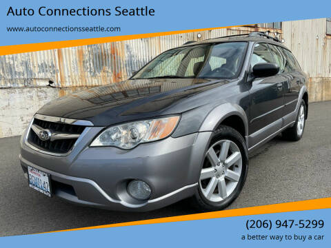 2009 Subaru Outback for sale at Auto Connections Seattle in Seattle WA