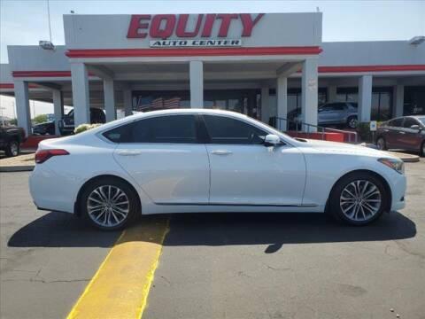 2015 Hyundai Genesis for sale at EQUITY AUTO CENTER in Phoenix AZ