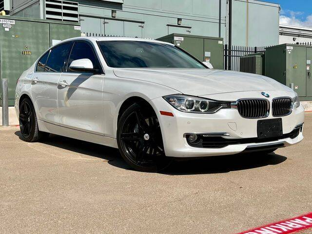 2014 BMW 3 Series for sale at Schneck Motor Company in Plano TX