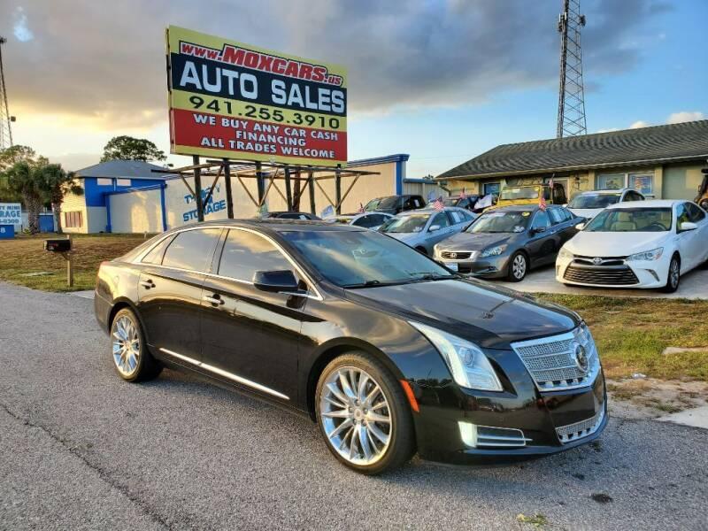 2013 Cadillac XTS for sale at Mox Motors in Port Charlotte FL