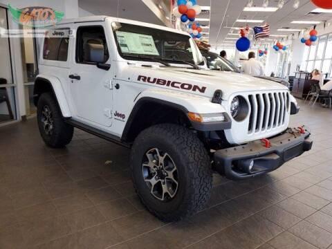 2021 Jeep Wrangler for sale at GATOR'S IMPORT SUPERSTORE in Melbourne FL