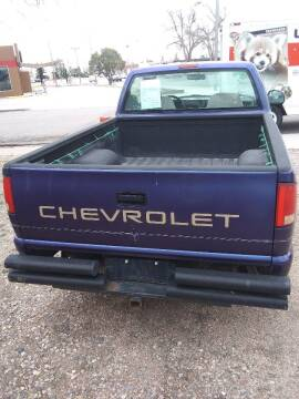 1994 Chevrolet S-10 for sale at Good Guys Auto Sales in Cheyenne WY