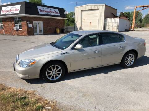2008 Buick Lucerne for sale at HarrogateAuto.com - tazewell auto.com in Tazewell TN