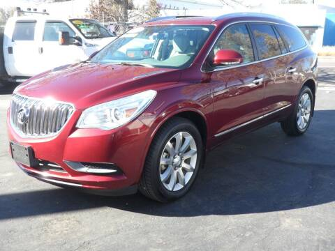 2015 Buick Enclave for sale at T & S Auto Brokers in Colorado Springs CO