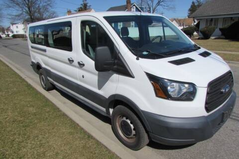 2016 Ford Transit Passenger for sale at First Choice Automobile in Uniondale NY