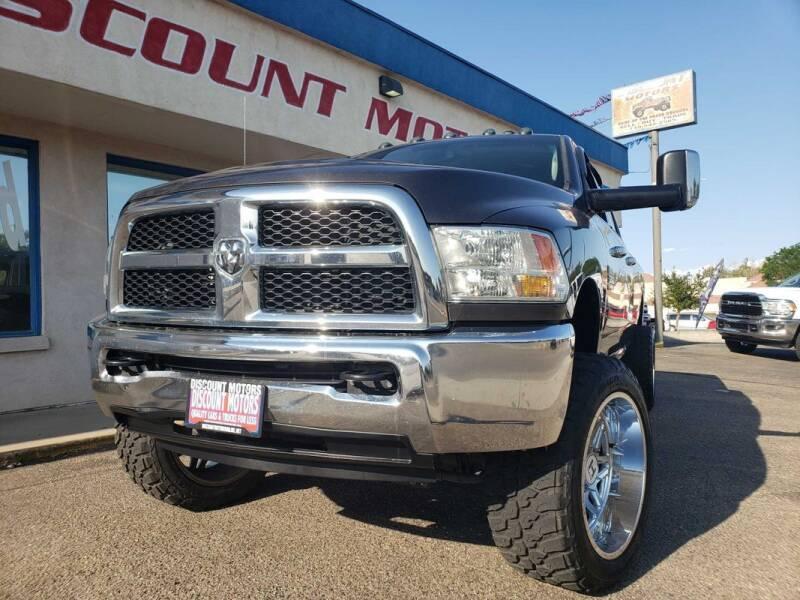 2014 RAM Ram Pickup 3500 for sale in Pueblo, CO