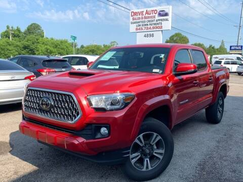 2018 Toyota Tacoma for sale at Drive Auto Sales & Service, LLC. in North Charleston SC
