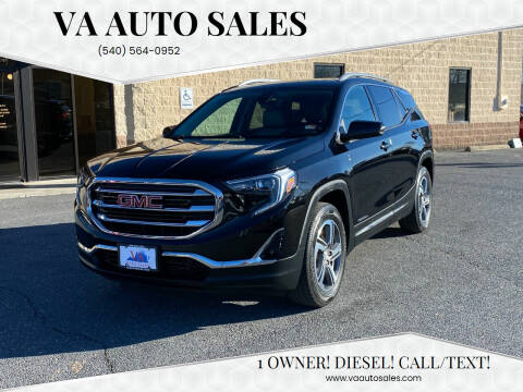 2019 GMC Terrain for sale at Va Auto Sales in Harrisonburg VA