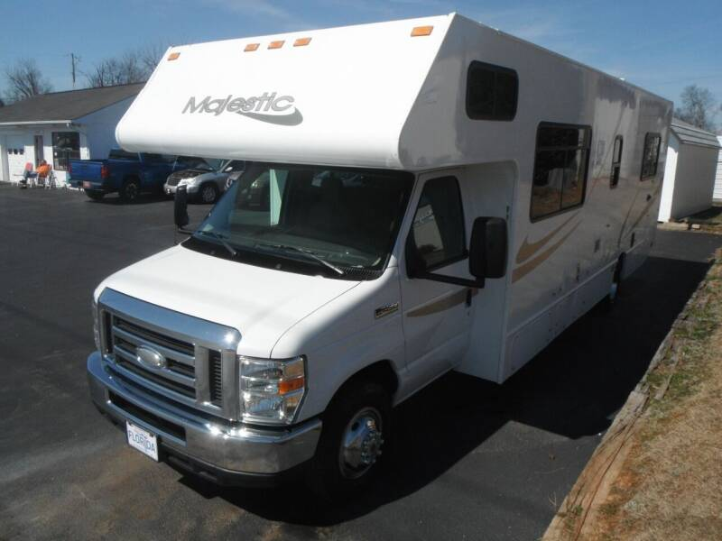 2014 Ford E-Series Chassis for sale at Morelock Motors INC in Maryville TN
