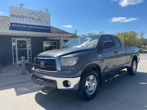 2012 Toyota Tundra for sale at Maryville Auto Sales in Maryville TN