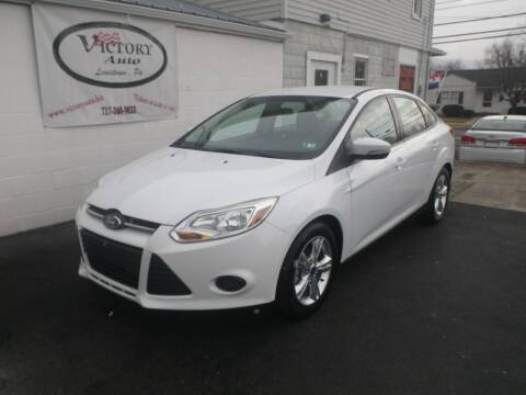 2014 Ford Focus for sale at VICTORY AUTO in Lewistown PA