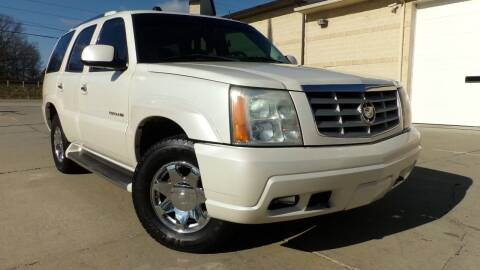 2004 Cadillac Escalade for sale at Prudential Auto Leasing in Hudson OH