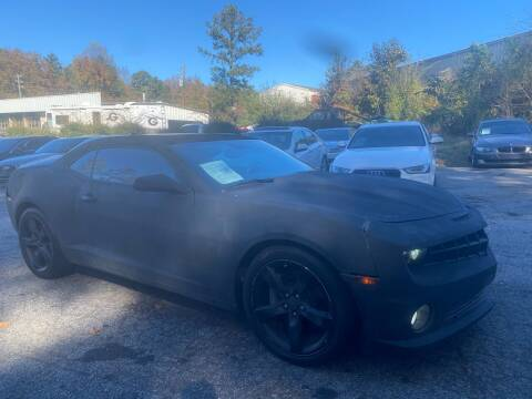 2010 Chevrolet Camaro for sale at Car Online in Roswell GA