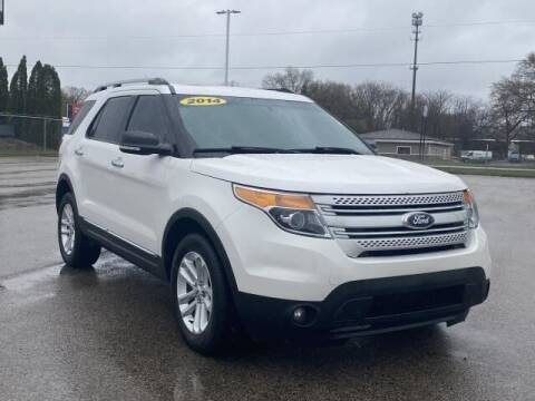 2014 Ford Explorer for sale at Betten Baker Preowned Center in Twin Lake MI