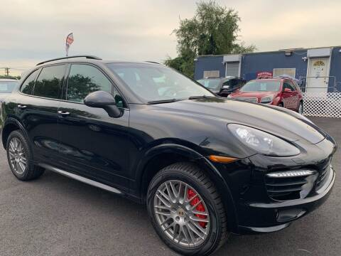 2013 Porsche Cayenne for sale at TD MOTOR LEASING LLC in Staten Island NY