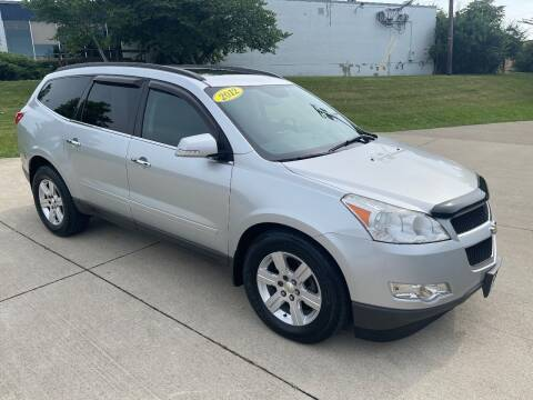2012 Chevrolet Traverse for sale at Best Buy Auto Mart in Lexington KY